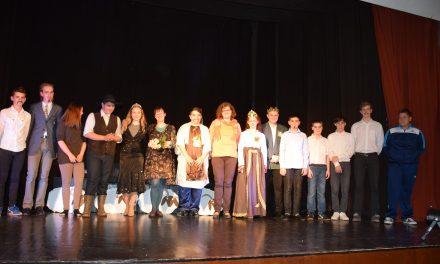 Gledališka skupina OŠ Miklavž pri Ormožu med najboljšimi v Sloveniji