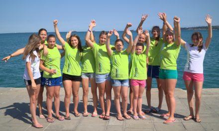 ROKOMET, mlajše selekcije: Brez kolajn na 24. Eurofestu v Kopru 2016