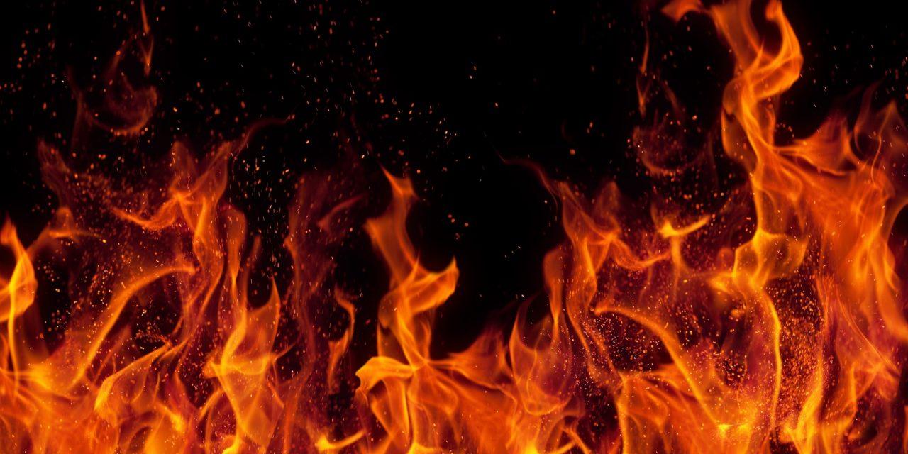 Požar na območju industrijske cone (Kronologija pomembnejših dogodkov na območju Policijske postaje Ormož)