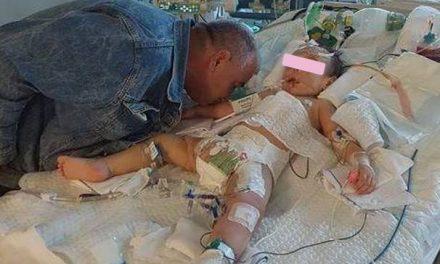 Slovenijo pretresa tragična smrt dveletne Arine