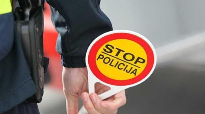 """POLICIJA od danes izvaja evropsko usklajen nadzor nad vozniki tovornih vozil in avtobusov """"TRUCK & BUS"""""""
