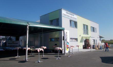 V Ormožu od danes novi Gradbeni center SEJATEH