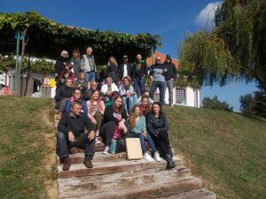 Udeleženci kolonije Malek 2016