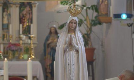 MARIJA – OKNO UPANJA tudi v ormoški cerkvi