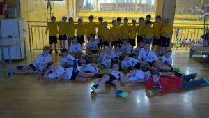 33 mladih športnikov je v Ribnici zastopalo barve RK JERUZALEM ORMOŽ.