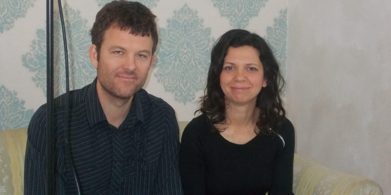 Spored KTV ORMOŽ: V nocojšnji oddaji MED NAMI POVEDANO bosta gosta dobitnica ZLATE plakete občine ORMOŽ za leto 2016 Karmen W. Švegl in njen mož Gunnar Willum