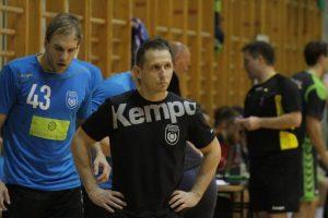 Četa trenerja Saše Prapotnika v soboto 10. decembra odhaja na težko gostovanje v Trebnje.