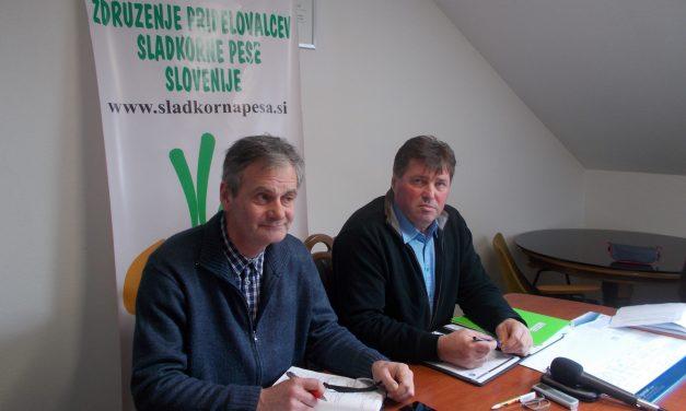 Na slovenskih poljih bo spet rasla sladkorna pesa (Z današnje tiskovne konference predstavnikov zadruge Kooperativa KRISTAL:)