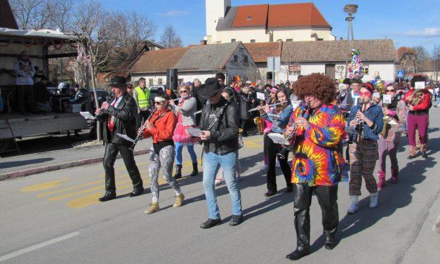 Spored KTV ORMOŽ: Nocoj ob 20. uri posnetek pustnega karnevala Središče ob Dravi