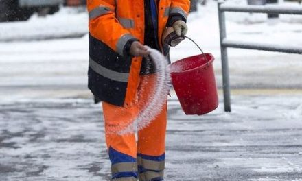 Pazite na led!  (Kronologija pomembnejših dogodkov na območju Policijske postaje  Ormož)