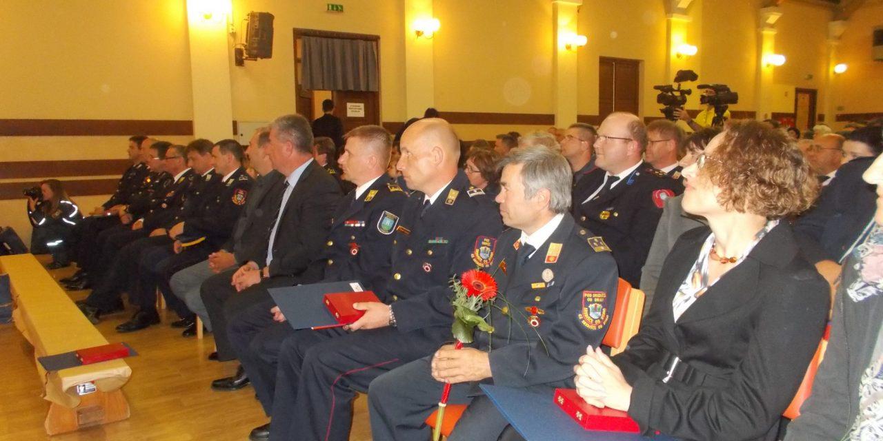 PGD Središče ob Dravi praznuje 130 let delovanja (z nocojšnje slovesnosti v Sokolani)