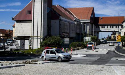 PRVO mini križišče v Ormožu od danes v funkciji