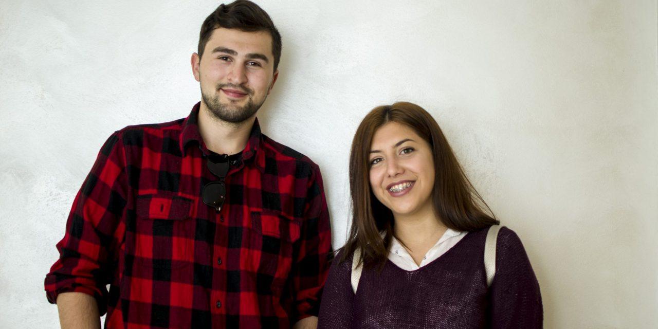 """SPORED KTV: V nocojšnji oddaji """"Med nami povedano"""" Amila Hodžič in Emrah Kazaz, prostovoljca na mednarodni izmenjavi"""