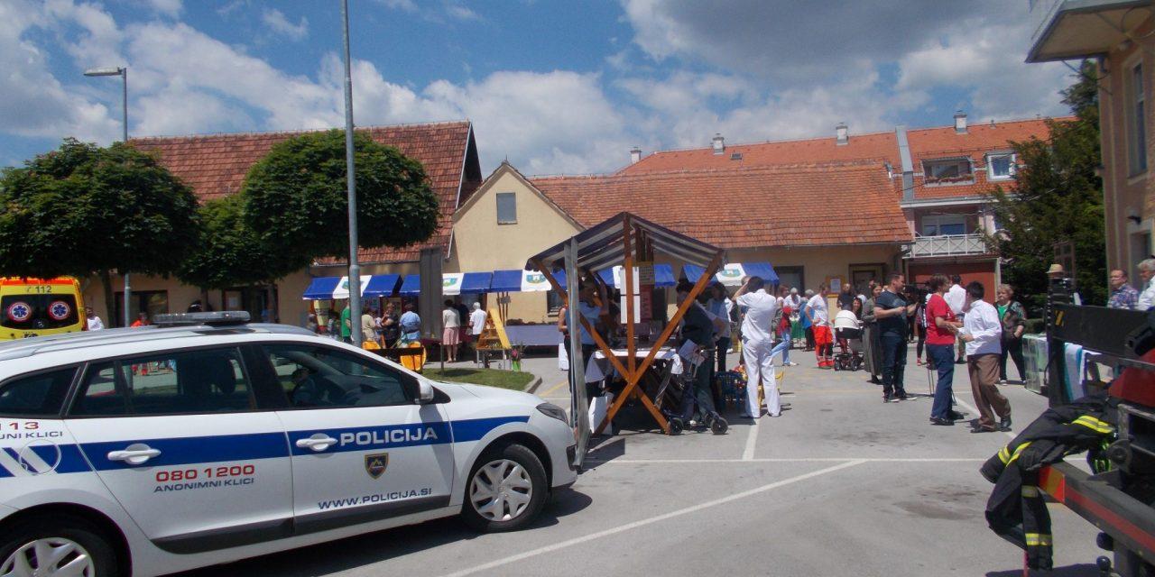 Zdravstveni dom Ormož danes (spet) na široko odprl svoja vrata