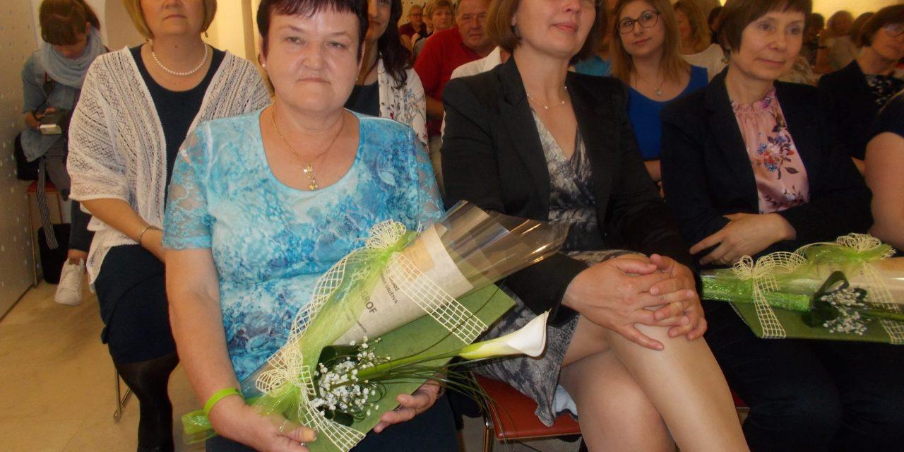 DMSBZT Ptuj-Ormož podelilo priznanja in srebrne znake