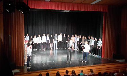 """Ormoški devetošolci vas še nocoj vabijo na ogled gledališče predstave """"Vse, razen hotela"""""""
