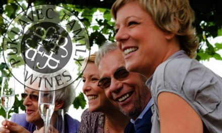 P&F Jeruzalem predstavil novo krovno ime Puklavec Family Wines (PFW) in nove linije vrhunskih vin