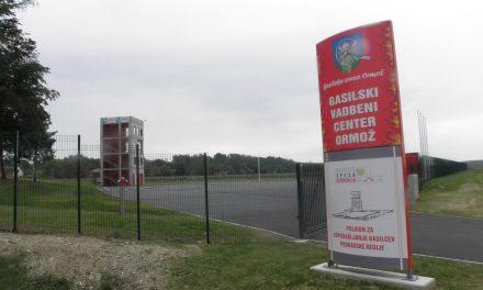 V soboto odprtje gasilskega regijskega poligona v Ormožu