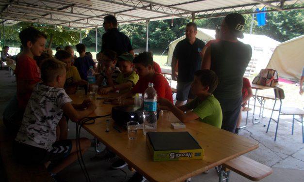 2. tabor gasilske mladine v Ormožu
