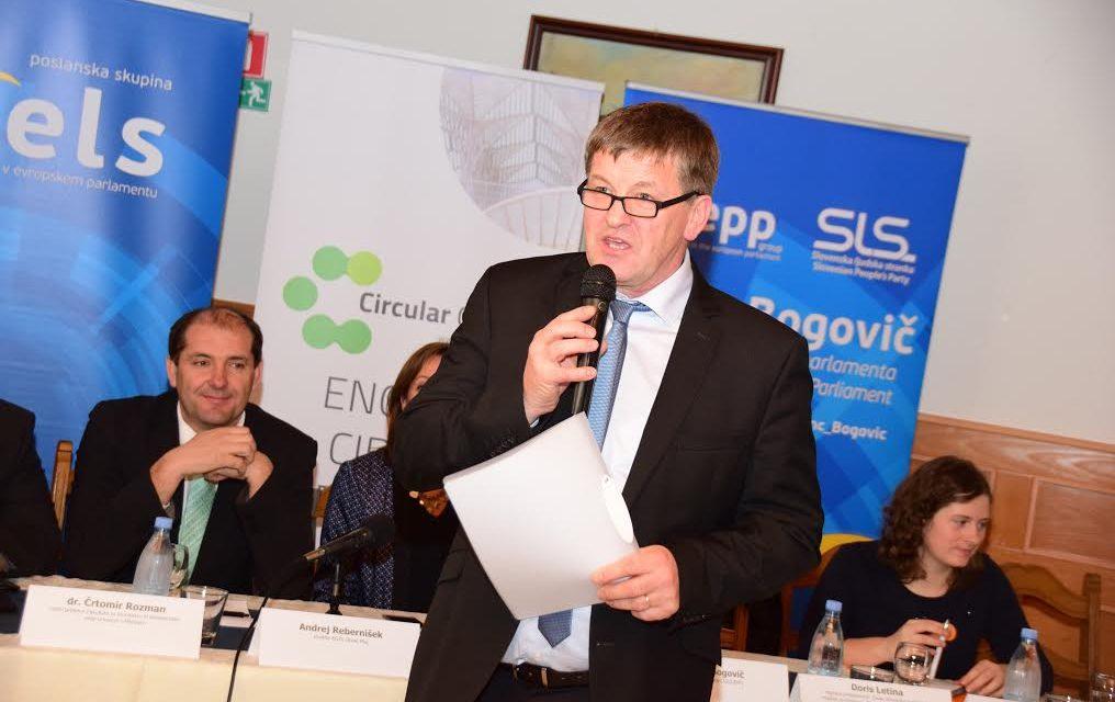 V zvezi z mejo med Slovenijo in Hrvaško iz pisarne evropskega poslanca Franca Bogoviča prihaja sledeče SPOROČILO ZA JAVNOST: