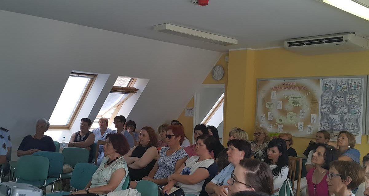 Demenca – nepovabljena gostja ( S predavanja v organizaciji Društva Spominčica Ormož in PB ORMOŽ:)