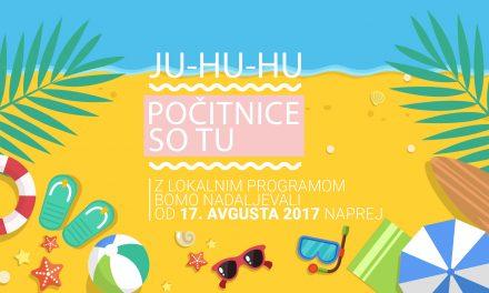 Spored KTV ORMOŽ: Z lokalnim programom bomo nadaljevali 17. avgusta 2017