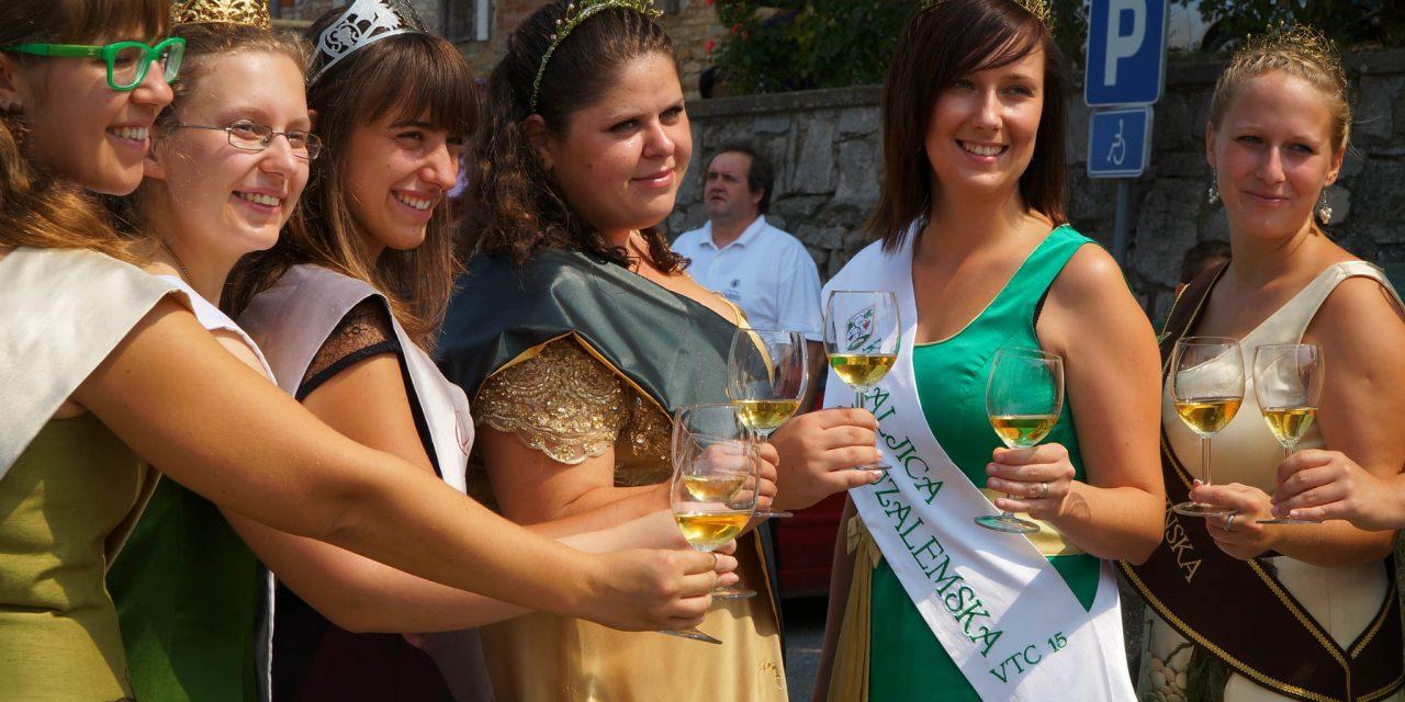 Katja Kolarič bo tretja vinska kraljica VTC 15