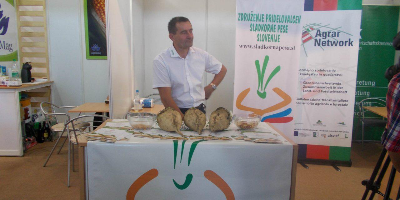 Na 55.sejmu AGRA v Gornji Radgoni tudi o sladkorni pesi