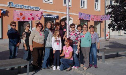 Tudi Ormožanke v boj proti raku dojk