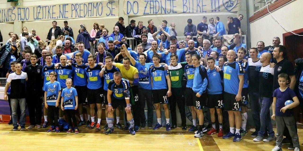 ROKOMET, NLB liga, 8. krog: Ormožani zasluženo premagali Maribor 24 : 21 (13: 9)