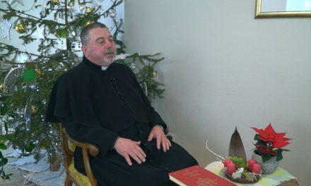 SPORED KTV:  V nocojšnji pogovorni oddaji bo gost duhovnik Jožef Rajnar