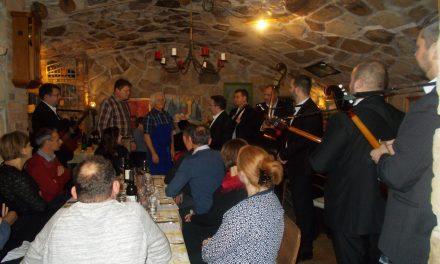 ANTONOVANJE na Kogu 2018: Vojvodinski večer z ZORULAMI na Turistični kmetiji HLEBEC