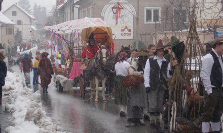 Pustni torek v Ormožu v znamenju tradicionalnega karnevala
