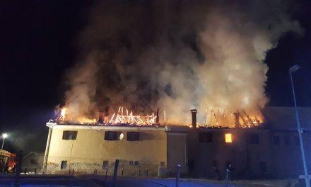 Požar na večstanovanjskem objektu v Veliki Nedelji (Kronologija pomembnejših dogodkov na območju Policijske postaje Ormož v ponedeljek in torek)