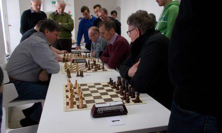Z DRUGEGA šahovskega turnirja za pokal MCO 2018
