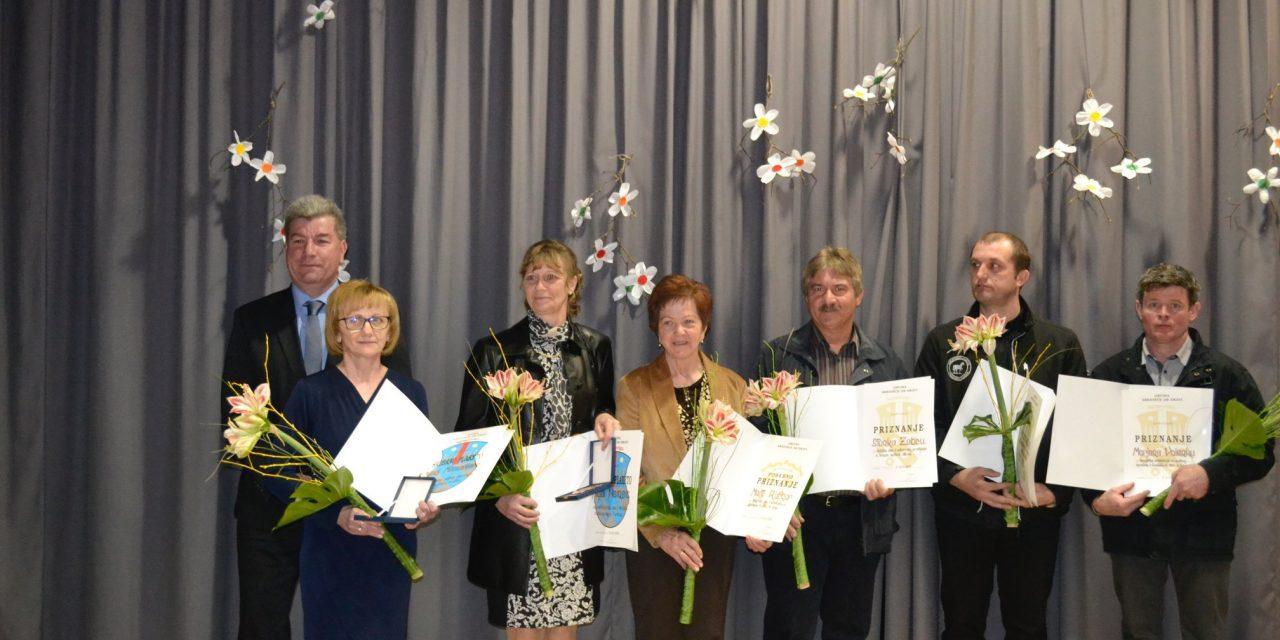 Milena Milosavljevič dobitnica letošnjega najvišjega priznanja občine Središče ob Dravi
