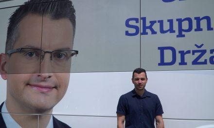 """Marjan Šarec (stranka LMŠ): """"Aljaž Kovačič dovolj dobro razume probleme svojega domačega okolja"""""""