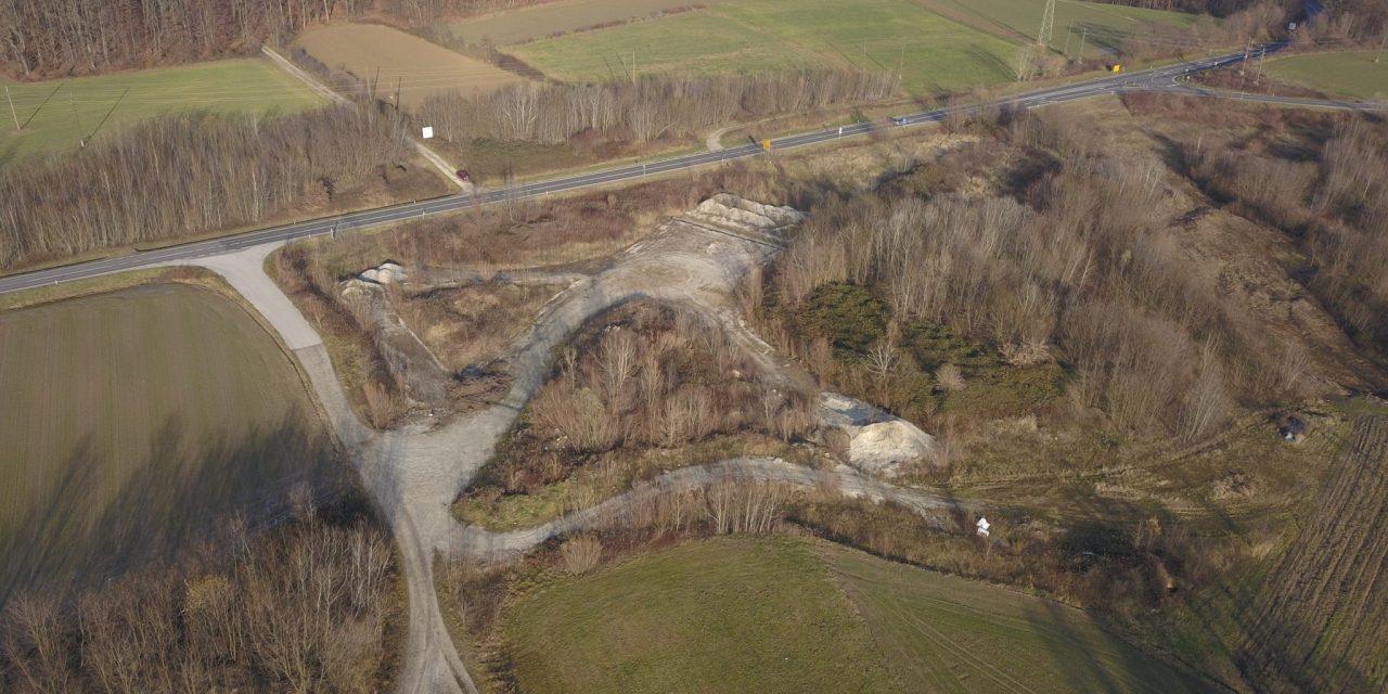 Začetek (nadaljevanje) gradnje ceste Ormož – Markovci v dveh tednih