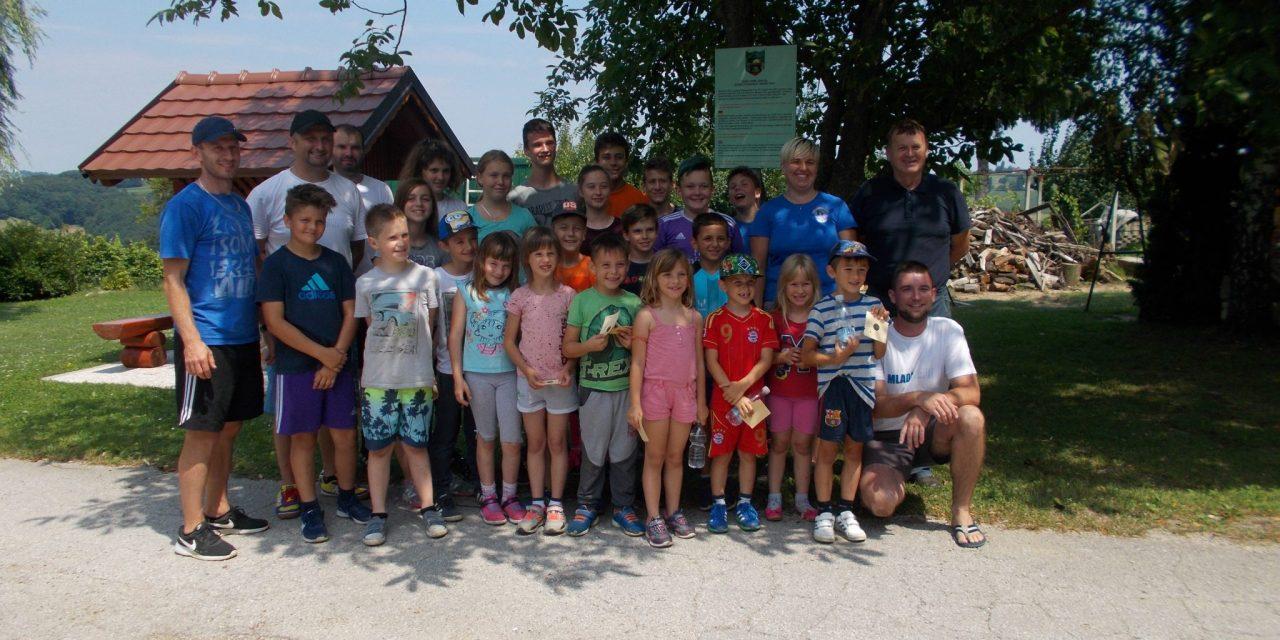 """Vikend v Miklavžu pri Ormožu v znamenju počitniškega tabora """"Mladost za mladost"""""""