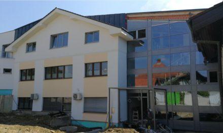 Gradbena dela na objektu ZD ORMOŽ zaključena konec septembra