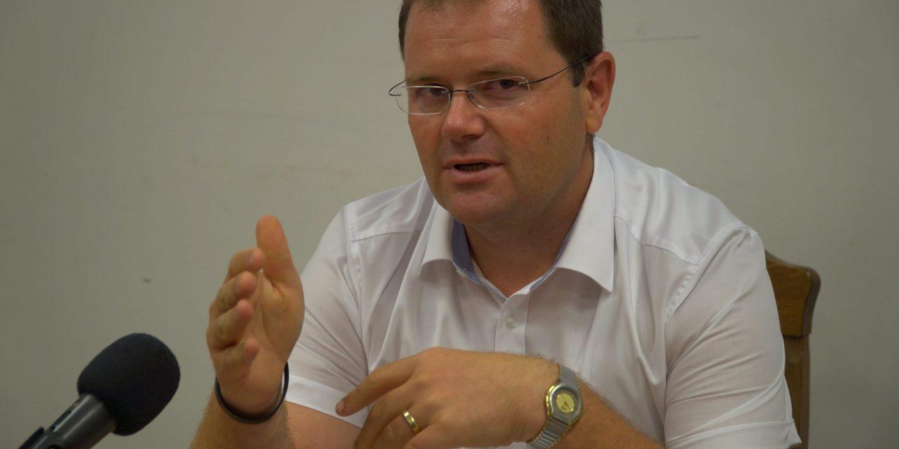 """""""Razvoj temelji na gospodarstvu!""""  Davorin Korpar je uradno potrdil kandidaturo za župana občine Ormož"""