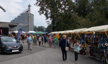 V Središču ob Dravi so imeli že 16. praznik buč
