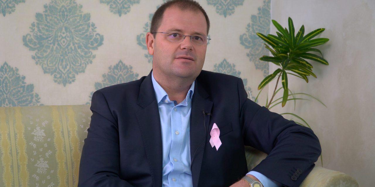 """V nocojšnji pogovorni oddaji """"Med nami povedano"""" Davorin Korpar – kandidat za župana občine Ormož"""