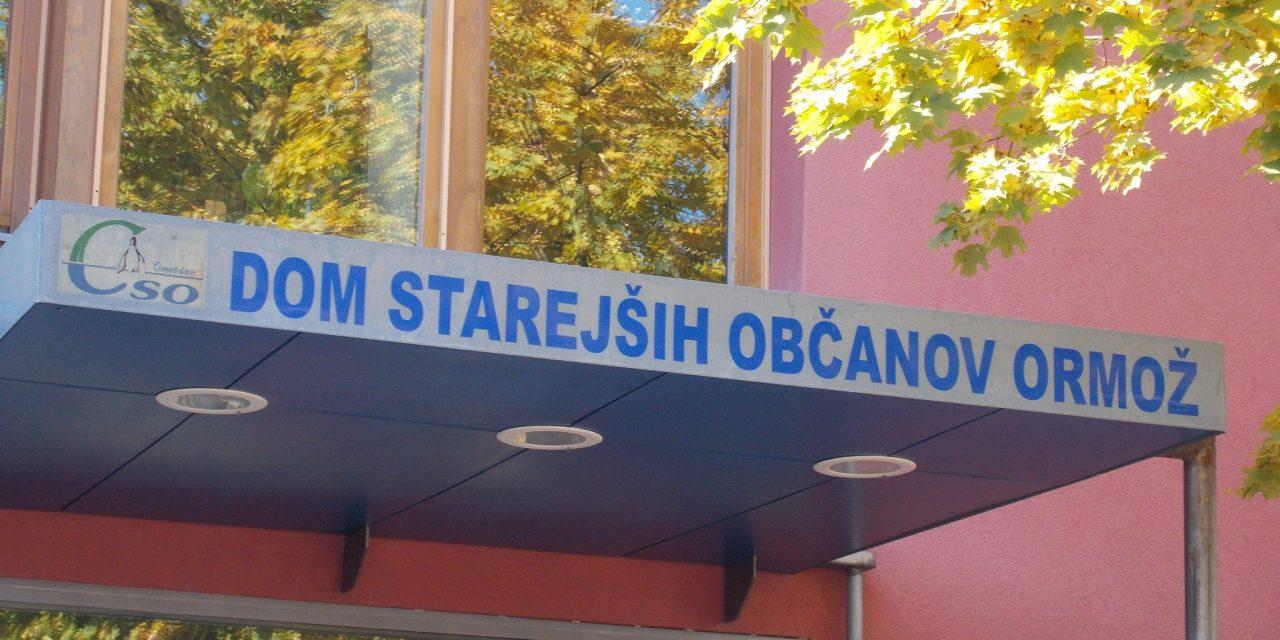 """Sončen """"Praznik jeseni"""" v Ormoškem domu starejših občanov"""