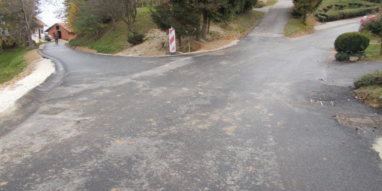 Na Runču veseli štirih novih odsekov cest