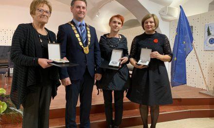 Podeljena občinska priznanja za leto 2018