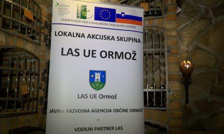 Danijel Vrbnjak novi predsednik LAS UE ORMOŽ (z včerajšnje skupščine:)
