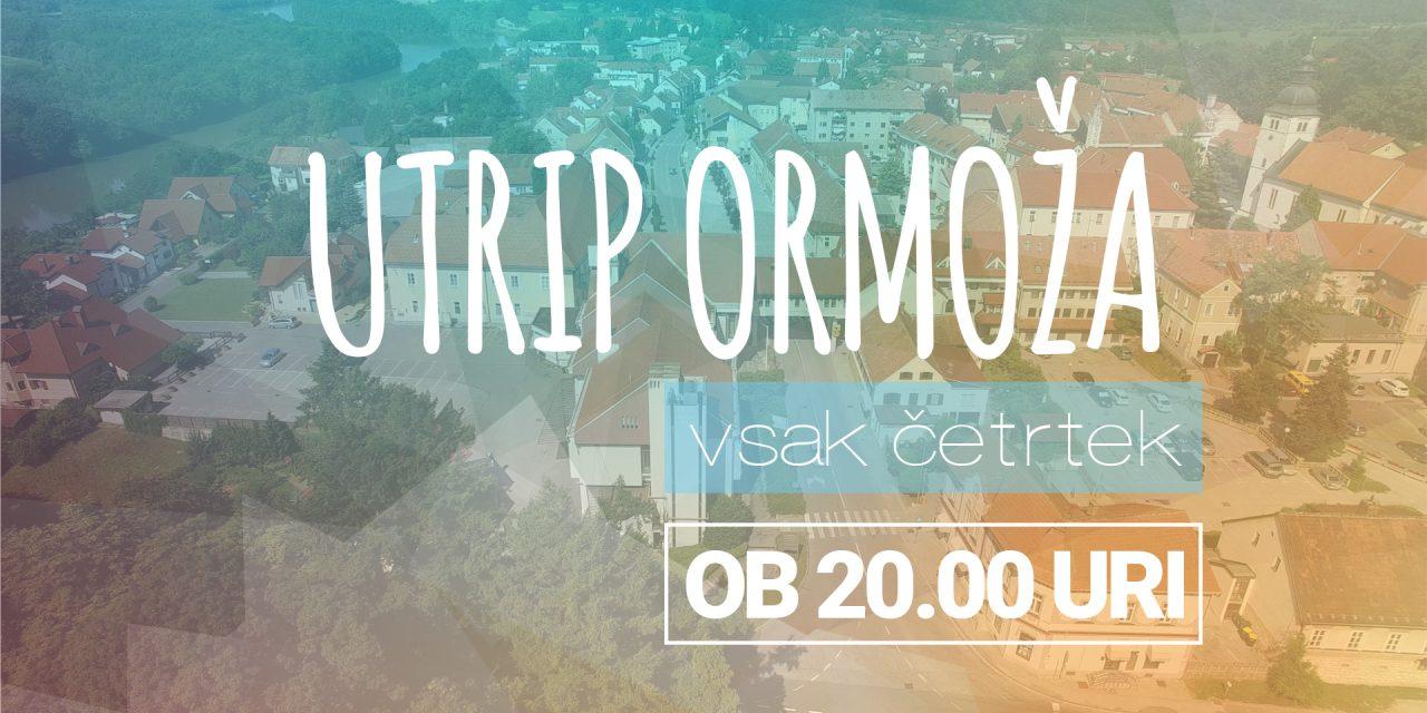 """SPORED KTV ORMOŽA: Nocojšnja oddaja """"Utrip Ormoža"""" (7. februar 2019) prinaša:"""