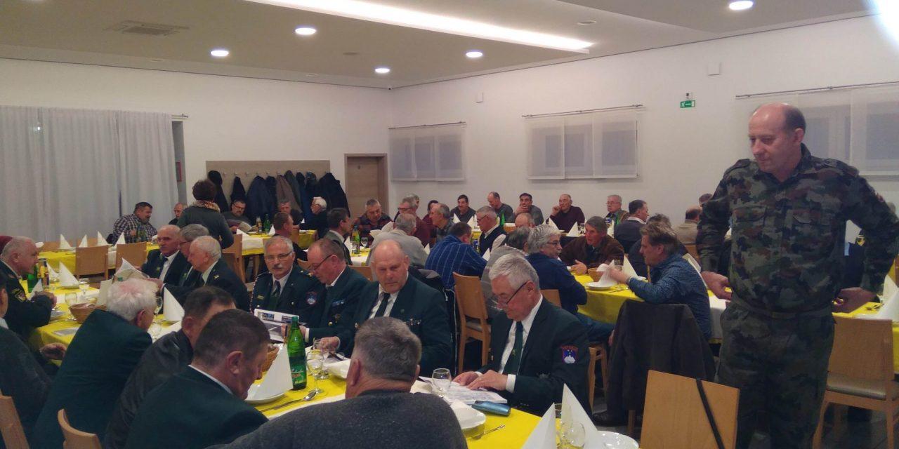 S sinočnjega  zbora veteranov OZVVS Ormož 2019