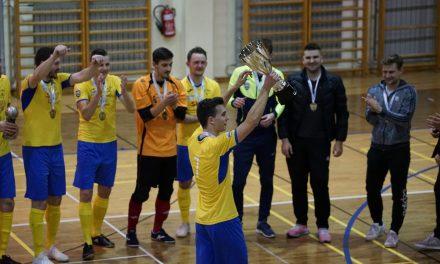 FUTSAL, 2. SFL, 18. krog: Petelini prvaki 2. SFL!
